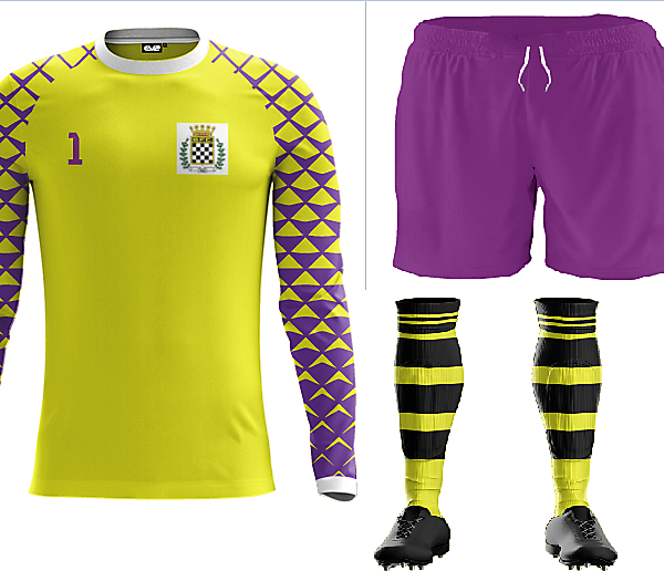 Boavista Keeper Kit