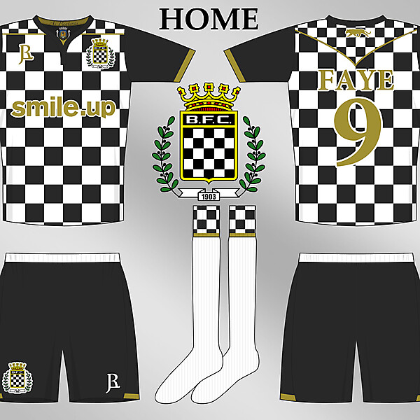 Boavista Home, Away and Third