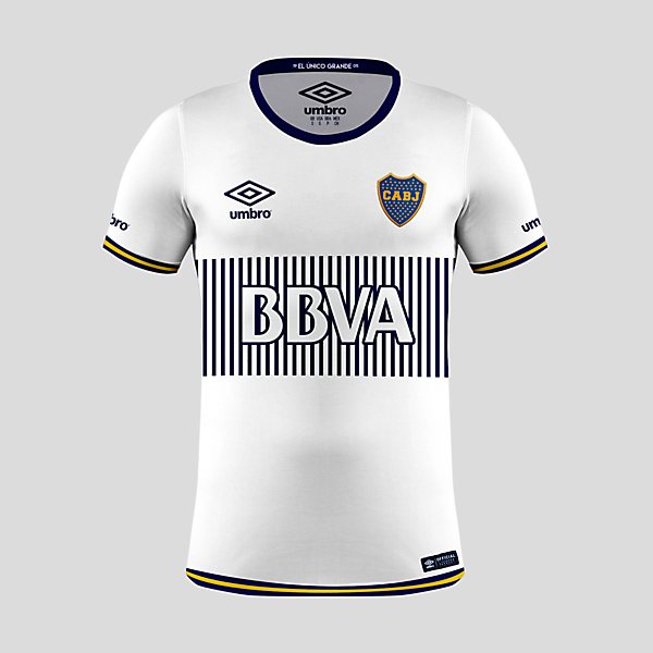 Boca Juniors - Umbro Away Kit