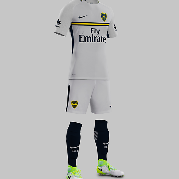 Boca Juniors | away kit