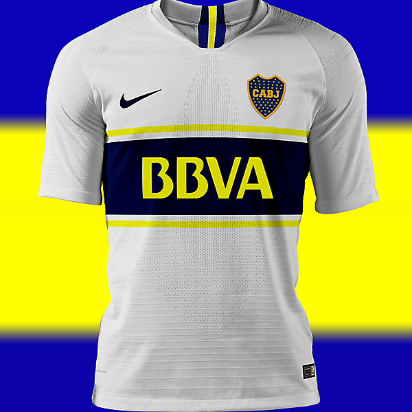 Boca Juniors Away Concept Kit