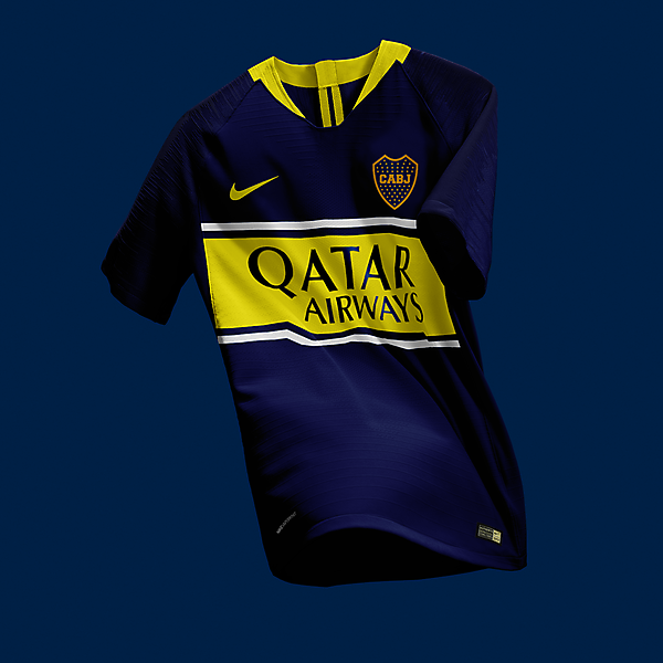 Boca Juniors Home Concept Kit