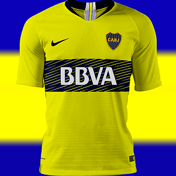 Boca Juniors Third Concept Kit