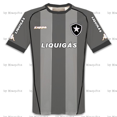 Botafogo 4th Shirt