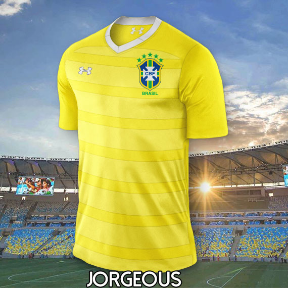 Brazil UNDER ARMOUR Home Kit