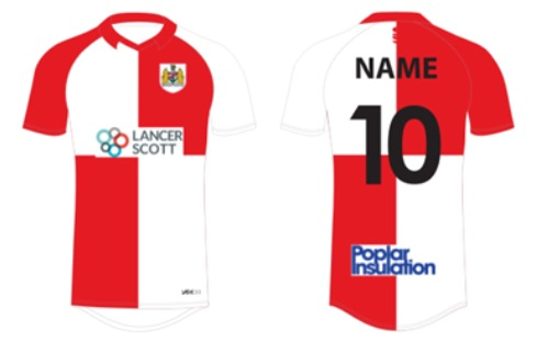Bristol City - Bristol Rovers Template