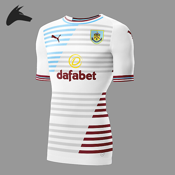 Burnley away 18-19?