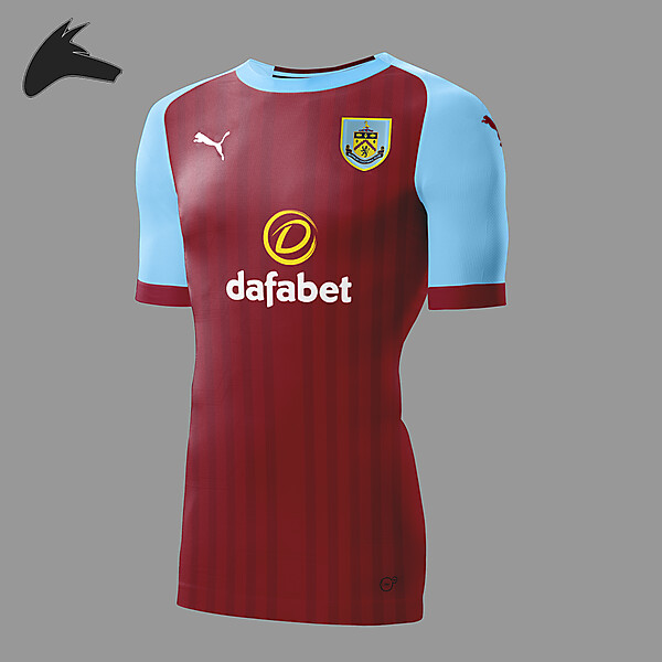 Burnley home 18-19?