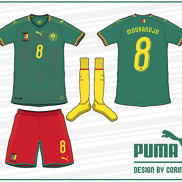 Cameroon - Home Kit