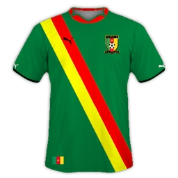 Cameroun 2013 Kit Idea by Gordon 60