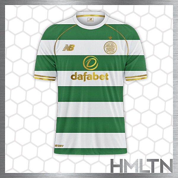 Celtic Football Club HOME kit