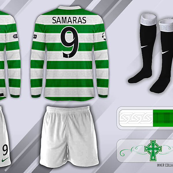 Celtic European Home Kit