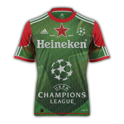 Champions League Selection Kit
