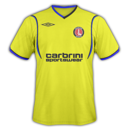 Charlton Athletic Away