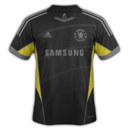 Chelsea fantasy kits with Adidas