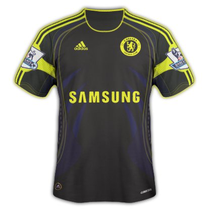 Chelsea FC Away Kit