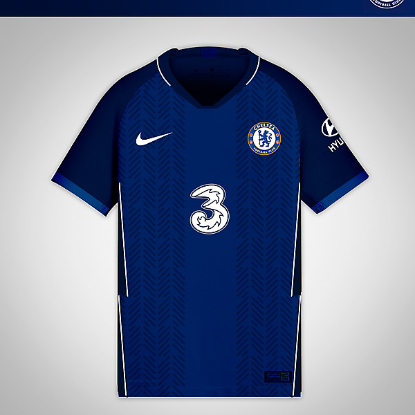 Chelsea Kit Prediction 20\21