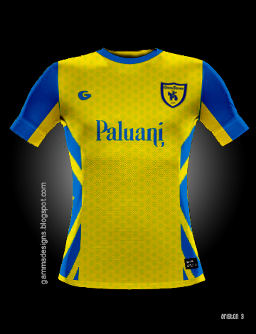 chievo home