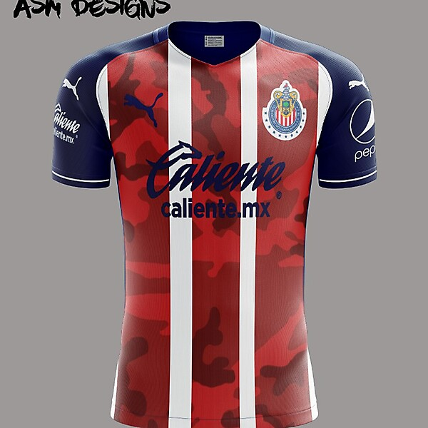 Chivas Puma 2018 Home Kit