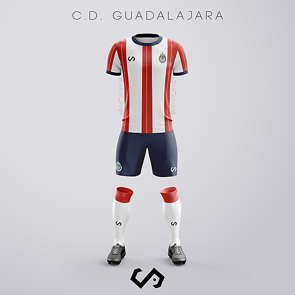Chivas Updated Fantasy Kit