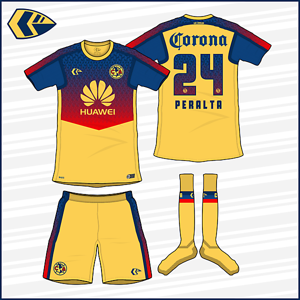Club América - Home Kit