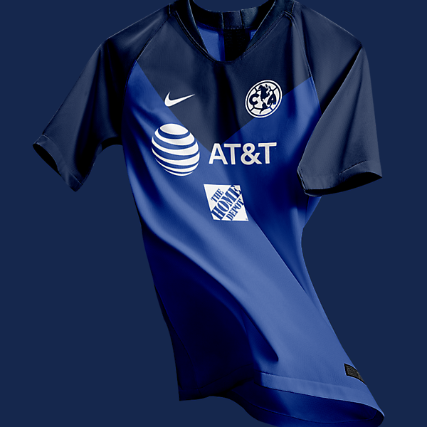 Club America 2021 Nike Away Kit