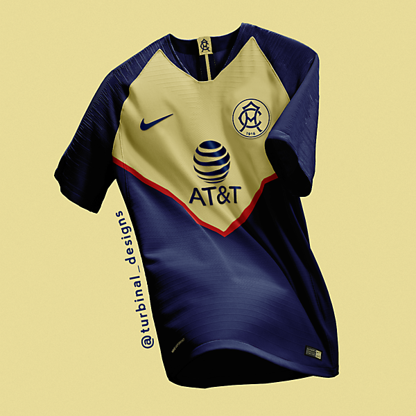 Club América Away Concept Kit
