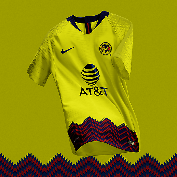 Club America Home Concept Kit