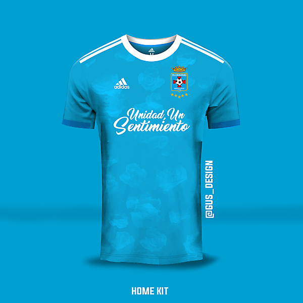 Club Blooming Adidas Home