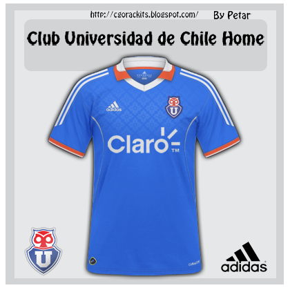 Club Universidad de Chile Home