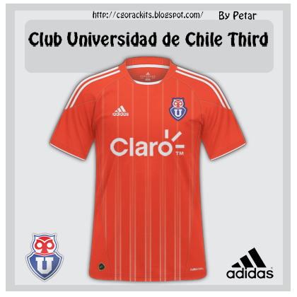 Club Universidad de Chile Third