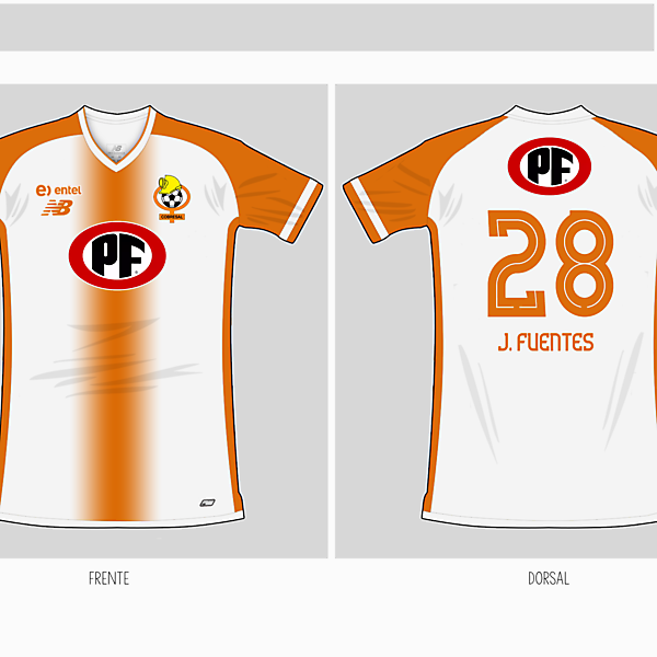 Cobresal | home kit