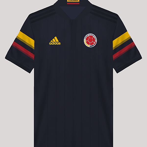 Colombia Away Kit