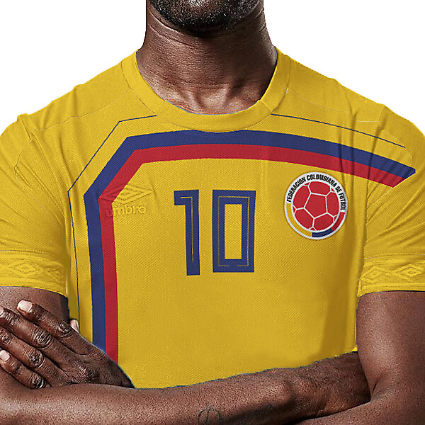 Colombia concept kit