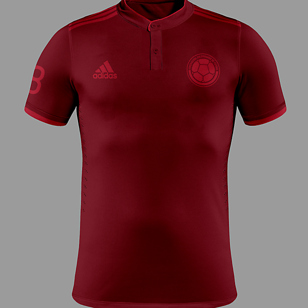 Colombia Copa America Third Kit