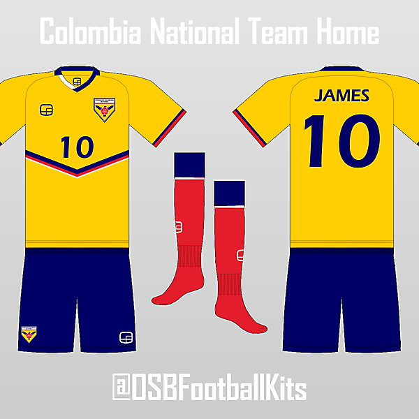Colombia NT