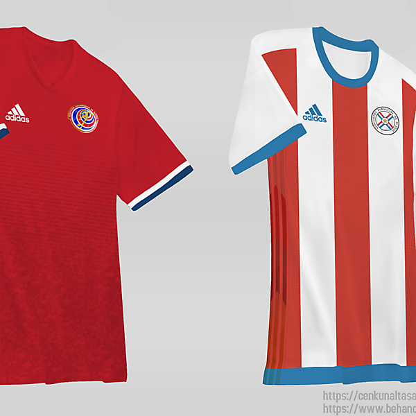 Copa America x Adidas  / Group A