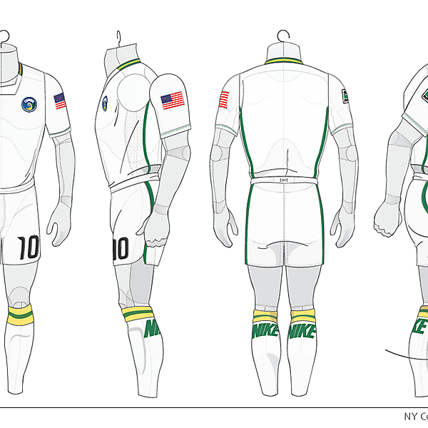New York Cosmos Home