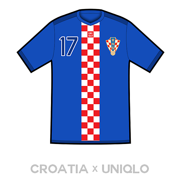 CROATIA x UNIQLO