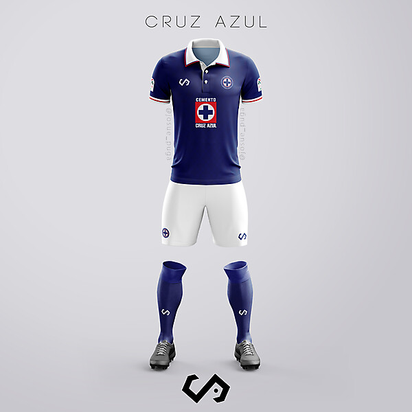 Cruz Azul Full Concept Kit