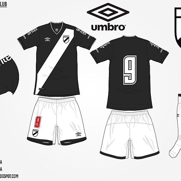 Danubio F.C. Away