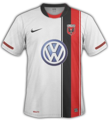 DC United - Away