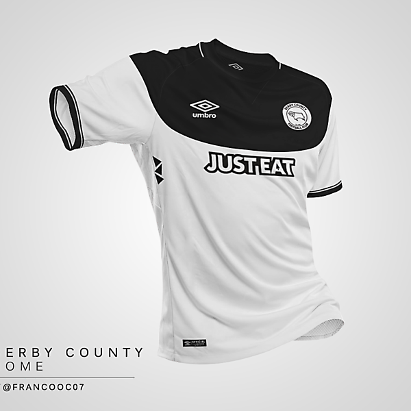 Derby County - Umbro