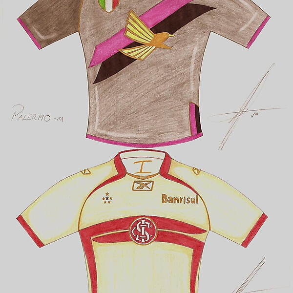 Palermo and Internacional Hand made design