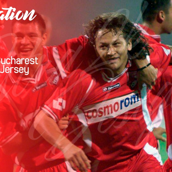 Dinamo Bucharest x Macron - Inspiration