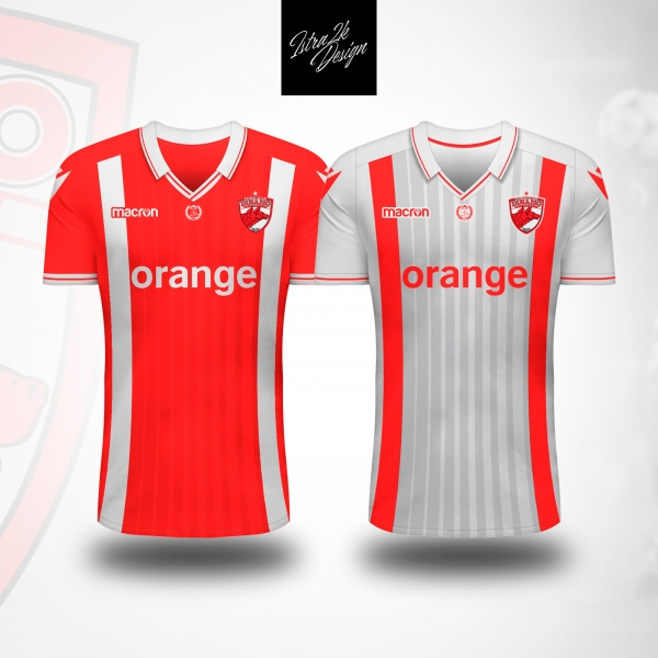 Dinamo Bucharest x Macron