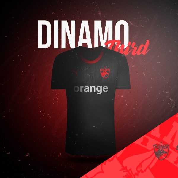Dinamo Bucharest x Puma - Third