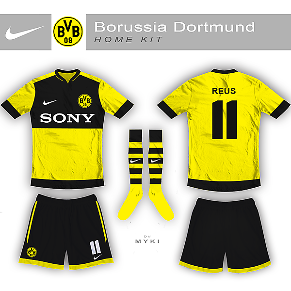 Dortmund Home Kit