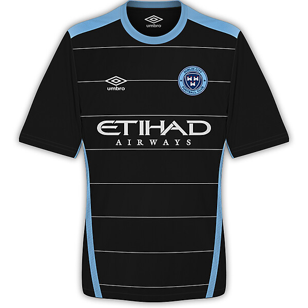 Dublin City FC Third Kit