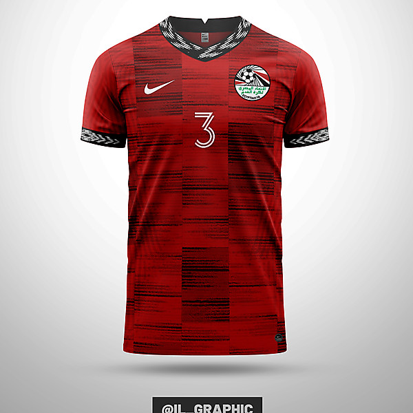Egipto Home Kit x Nike | African concept